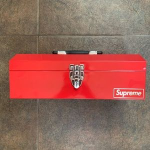 Supreme Metal Tool Box SS2014